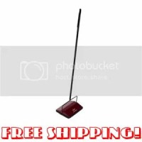Carpet Sweeper Non Electric Cordless Sweepers Floor Manual ...